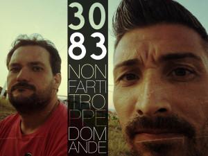 3083: 30 anni, classe 1983, 3083 km. Non farti troppe domande.