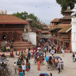 Durbar Square, la piazza principale di kathmandu