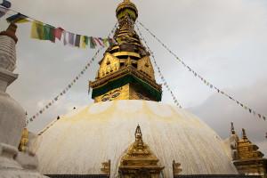 Swimbanath: lo stupa
