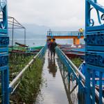 Pokhara: lungolago