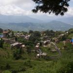 Gorkha: il paese