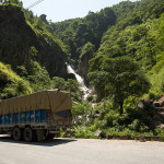 Da Gorkha verso Katmandu